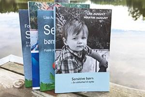 Sensitiv.dk bøger