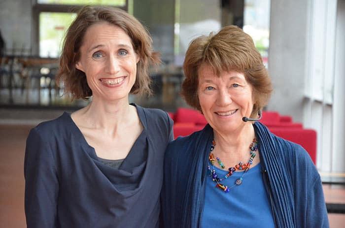 Psykologer, Lise August og Elaine Aron