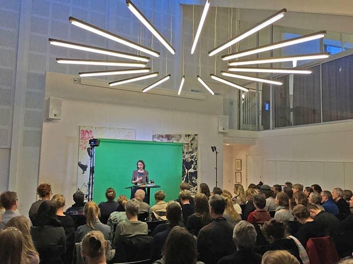 Seminar på psykologi, Lise August