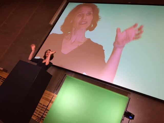 Lise August - Sensitiv foredrag