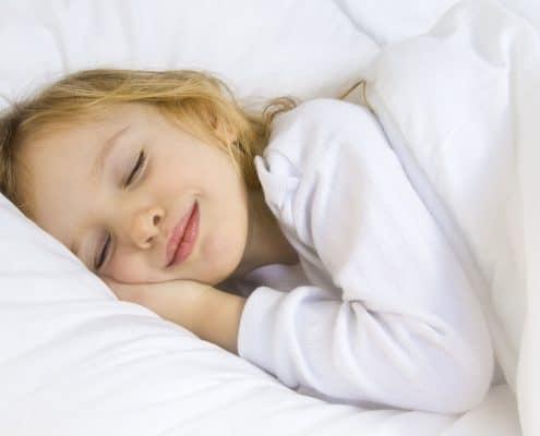 vejrtrækning søvn