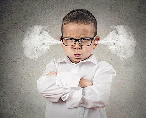 Blog artikel om håndter dit barns vrede
