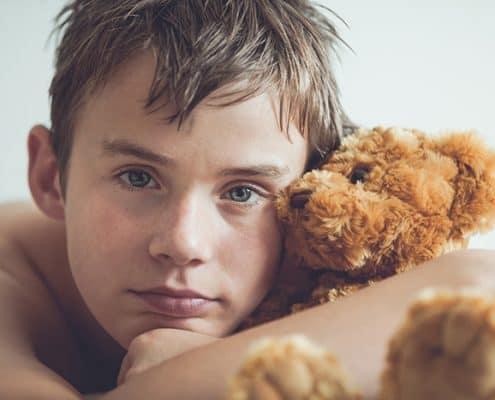Sensitive barn, sværee følelser