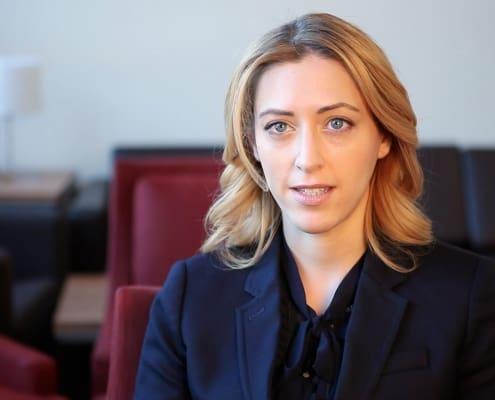 Ekspert i selvkontrol Kelly McGonical, ekspert og forsker